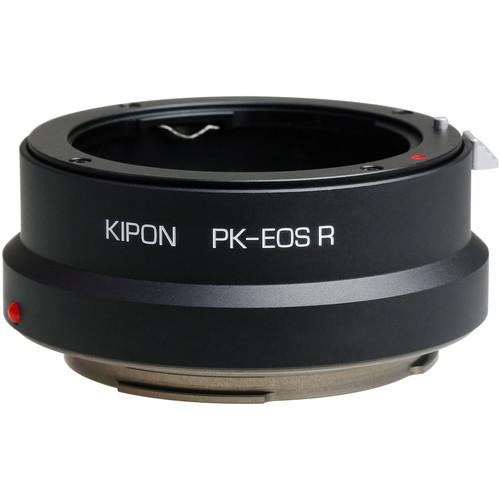 KIPON Lens Mount Adapter for Pentax K-Mount Lens to Canon RF-Mount Camera
