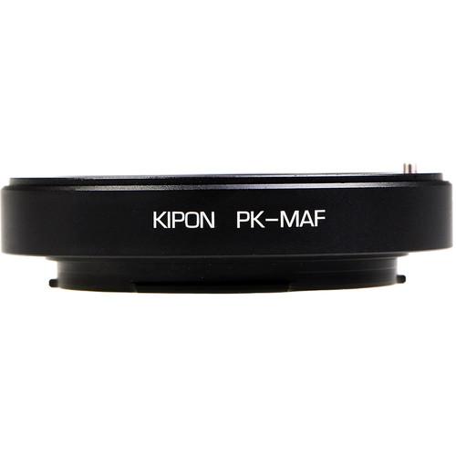 KIPON Lens Mount Adapter for Pentax K-Mount Lens to Sony/Minolta A-Mount Camera