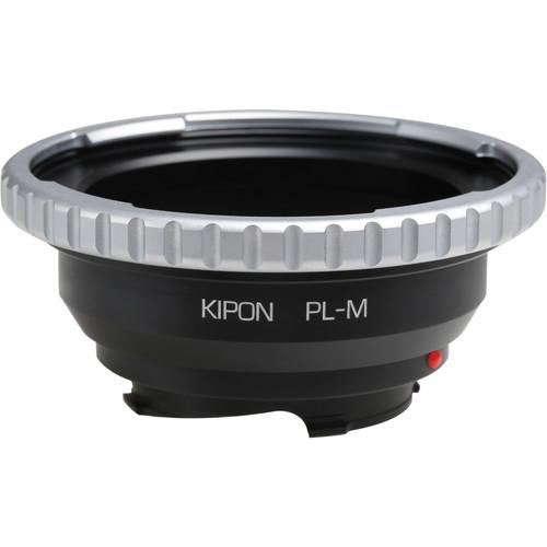 KIPON Lens Mount Adapter for ARRI PL-Mount Lens to Leica M-Mount Camera