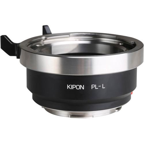 KIPON Lens Mount Adapter for ARRI PL-Mount Lens to Leica L-Mount Camera