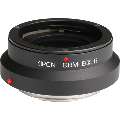 KIPON Lens Mount Adapter for Rolleiflex Quick-Bayonet Mount Lens to Canon RF-Mount Camera