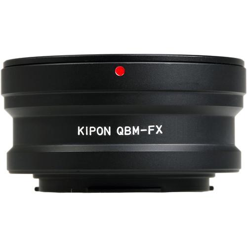 KIPON Lens Mount Adapter for Rollei SL35/QBM Lens to FUJIFILM X-Mount Camera