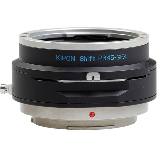 KIPON Lens Adapter for Pentax 645 Lens to FUJIFILM G-Mount Camera with Shift