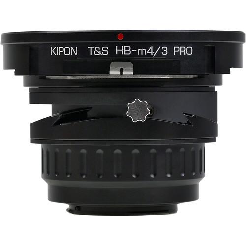 KIPON Tilt / Shift Lens Mount Adapter for Hasselblad V-Mount Lens to Micro Four Thirds Camera