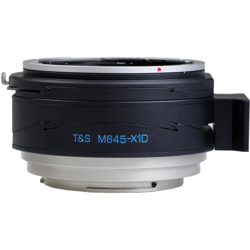 KIPON Tilt/Shift Lens Mount Adapter for Mamiya 645 Lens to Hasselblad X-Mount Camera
