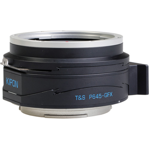 KIPON Tilt/Shift Lens Mount Adapter for Pentax 645 Lens to FUJIFILM G-Mount Camera