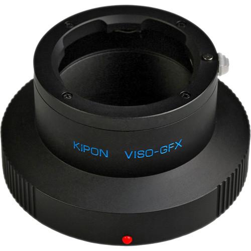KIPON Lens Adapter for Leica Visolex Lens to FUJIFILM G-Mount Camera