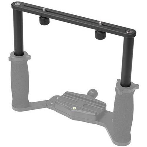 "Kirk Action Grip Bracket Kit with 4"" Riser"