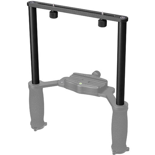 "Kirk Action Grip Bracket Kit with 8"" Riser"
