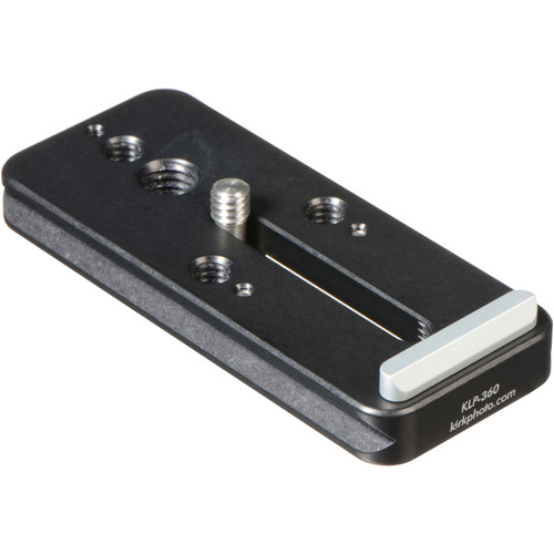 Kirk KLP-360 Arca-Type Quick Release Plate for Select Camera Lenses