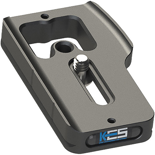 Kirk PZ-167 Camera Plate for Canon EOS 80D Camera