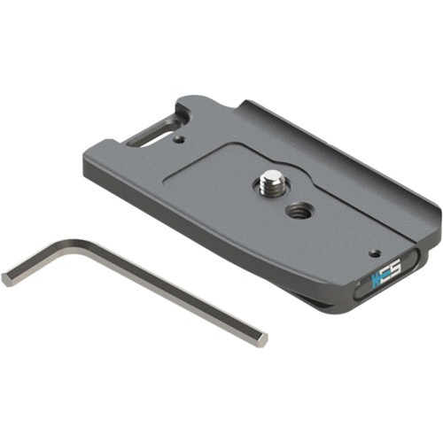 Kirk PZ-168 Camera Plate for Canon 5D Mark IV