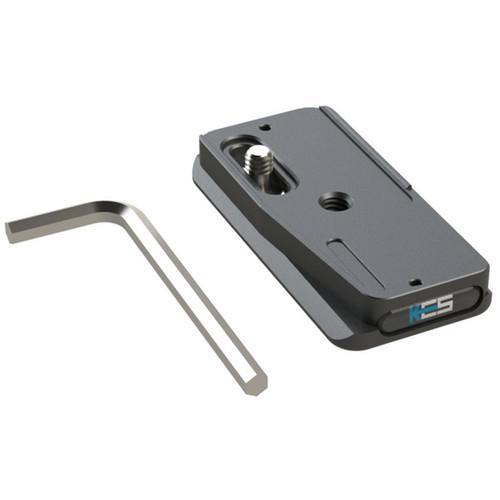 Kirk PZ-172 Camera Plate for Olympus OM-D E-M1 Mark II Camera