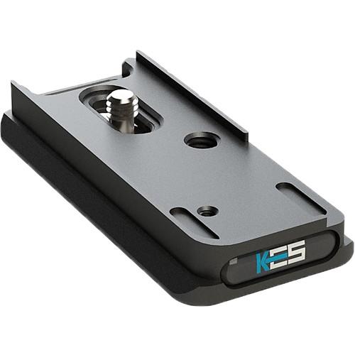 Kirk PZ-179 Camera Plate for Fujifilm X-T3 (Black)