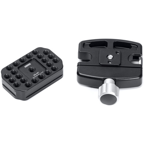 Kirk QR-AB1QR Universal Quick Release Adapter with Quick Release Clamp