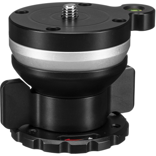 """Kirk TLB-1 Leveling Base with 3/8""""-16 Mounting Stud"""