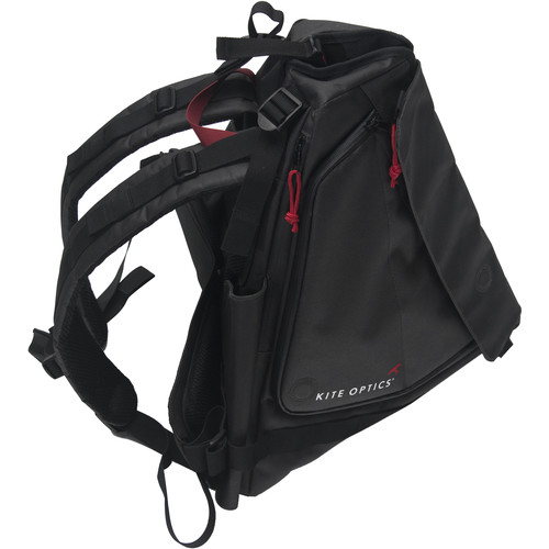 KITE OPTICS Viato Tripod Backpack (Black)