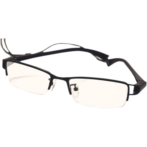 KJB Security Products Clear Lens Glasses 480TVL Covert Camera