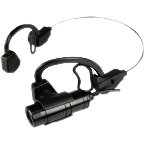 KJB Security Products C11871 Tactical Headset Camera (NTSC)