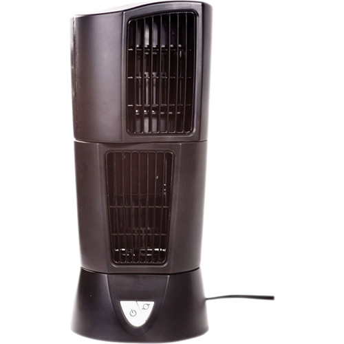 KJB Security Products Zone Shield Wi-Fi Night Vision Oscillating Fan with Covert Camera