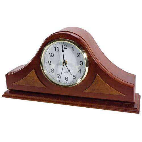 KJB Security Products C1572 SleuthGear Mantel Clock Camera