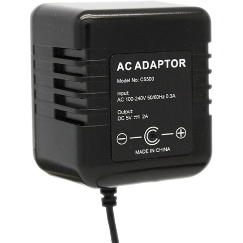 KJB Security Products AC Adapter HD Hidden Camera with DVR