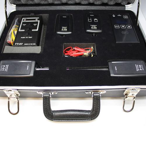 KJB Security Products Countermeasures Set with TT07 Tap Detector