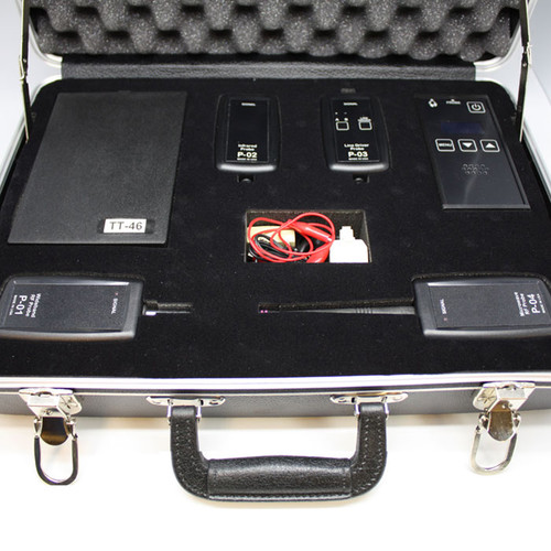 KJB Security Products Countermeasures Set with TT46 Advanced Tap Detector