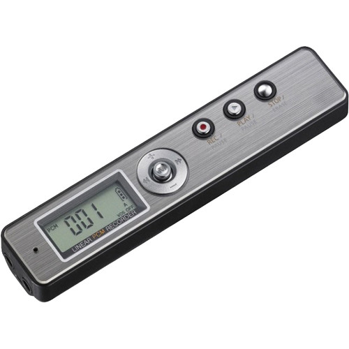 KJB Security Products D1306 Mini Voice Recorder