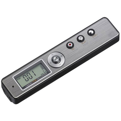 KJB Security Products D1308 Mini Digital Voice Recorder (8GB)