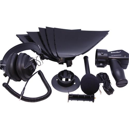 KJB Security Products Detect Ear Parabolic Audio Listening Dish