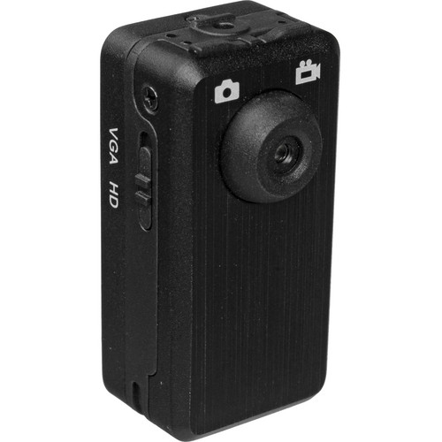 KJB Security Products DVR0071 Thumb-Size Camcorder