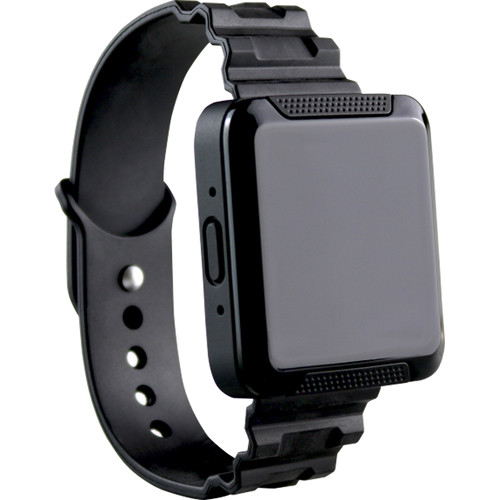 KJB Security Products Smartwatch with 720p Covert Camera