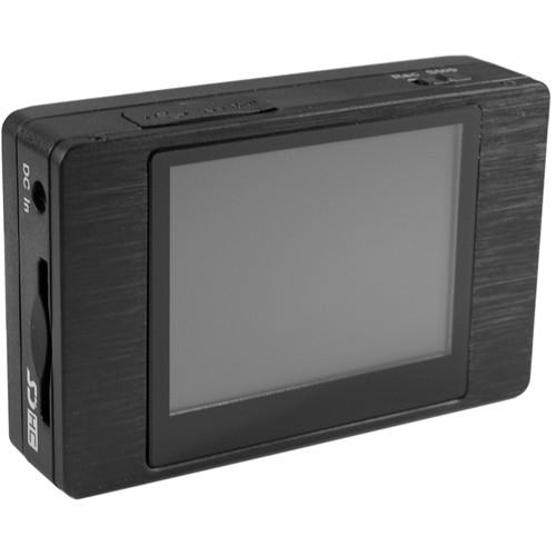 KJB Security Products DVR507 HD Handheld DVR