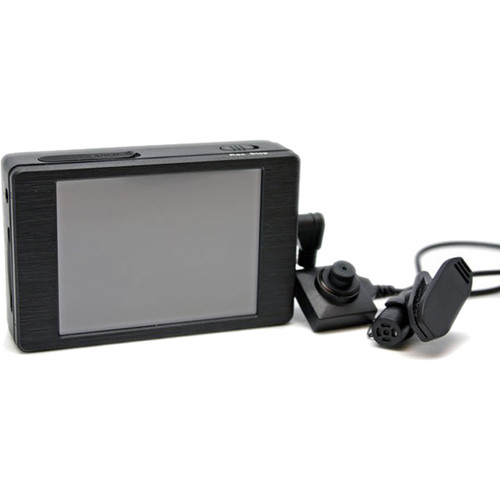 KJB Security Products DVR5091 Handheld DVR with Screen Button Camera Kit