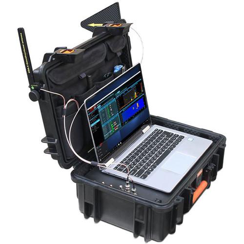 KJB Security Products Delta X 100/4 Spectrum Analyzer (40 kHz - 4400 MHz)