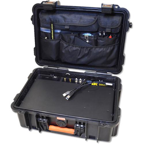 KJB Security Products Delta X 2000/6 Real-Time Spectrum Analyzer (40 kHz - 6000 MHz)