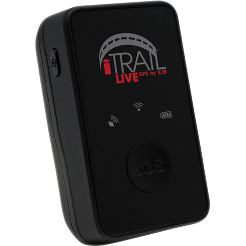 KJB Security Products GPS900 iTrail Solo GPS Tracking Device