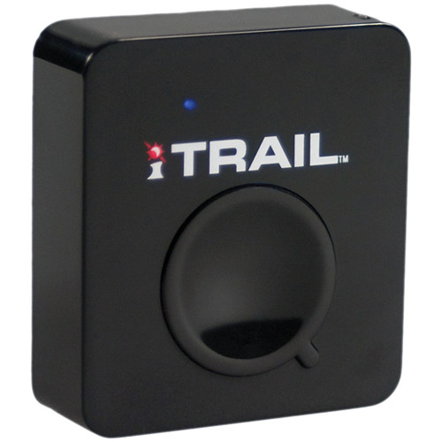 KJB Security Products H6000 SleuthGear iTrail GPS Logger
