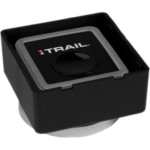 KJB Security Products H6001 SleuthGear iTrail GPS Logger with Magnetic Case