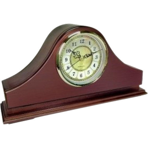 KJB Security Products Zone Shield 2160P Mantel Clock Camera/DVR