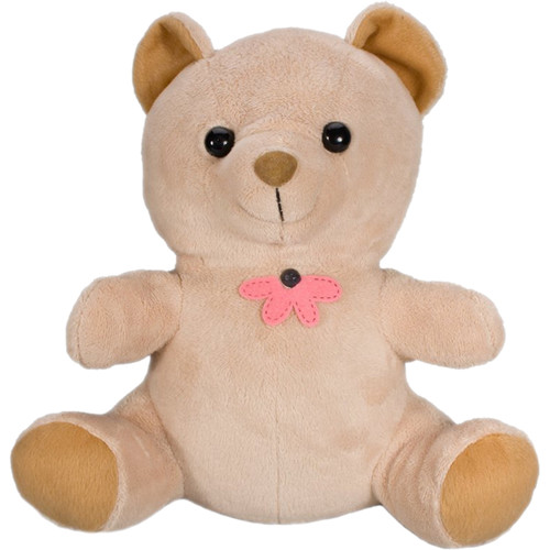 KJB Security Products SG Home Teddy Bear with Covert Battery-Powered Wi-Fi Camera & DVR