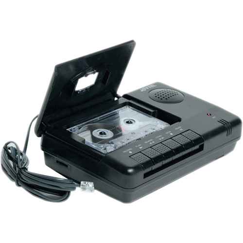 KJB Security Products 6-Hour Telephone Recorder