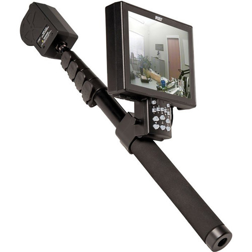 KJB Security Products Deluxe Video Pole Camera (12.5')