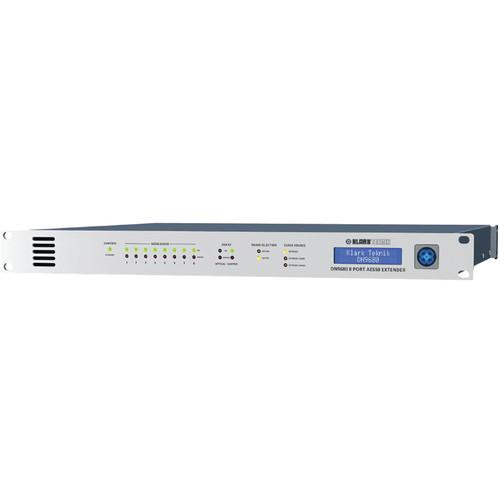 Klark Teknik DN9680 Multi Channel AES50 Extender (1RU)