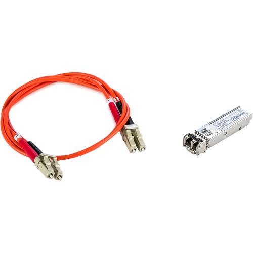 Klark Teknik Multi-Mode Optical Fiber Module for DN9680 Extender (1640')