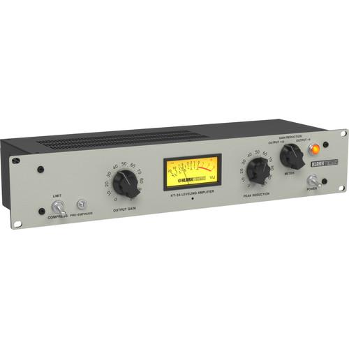 Klark Teknik KT-2A Single Channel Leveling Amplifier and Compressor