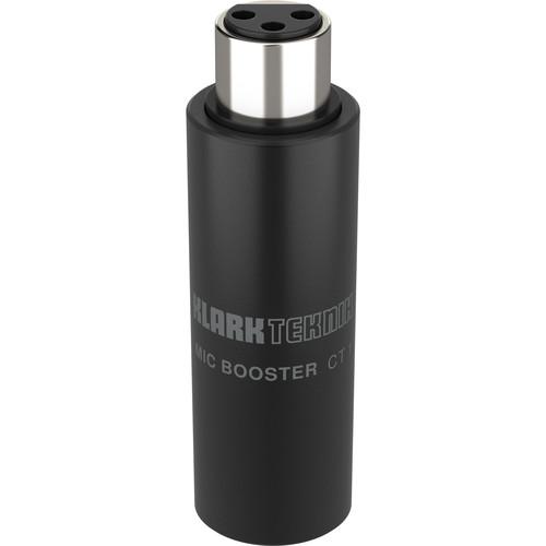 Klark Teknik Mic Booster CT 1 Inline Microphone Booster