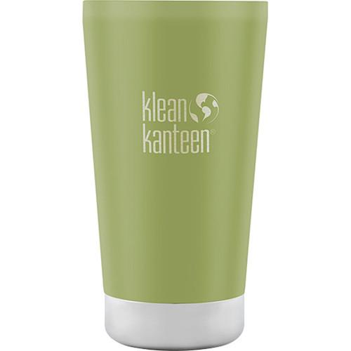 Klean Kanteen Vacuum Insulated Tumbler (16 fl oz, Bamboo Leaf)