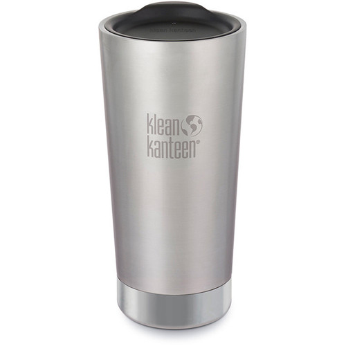 Klean Kanteen Insulated Tumbler (20 fl oz, Brushed Stainless)